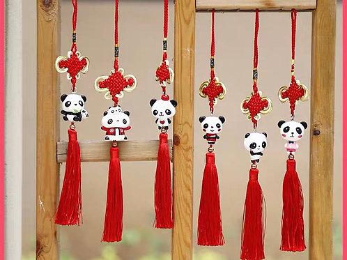 Lucky charms - panda theme