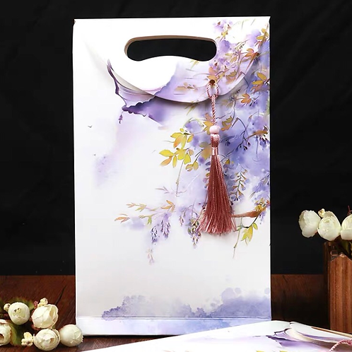 Lucky bag/gift bag-Purple