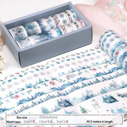 Washi tape set - style 14
