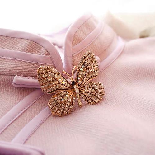 Brooch - Full butterfly