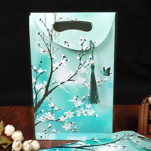 Lucky bag/gift bag-butterfly