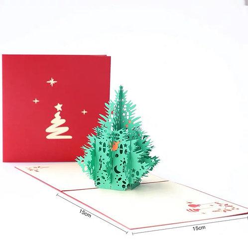 Christmas tree style 1