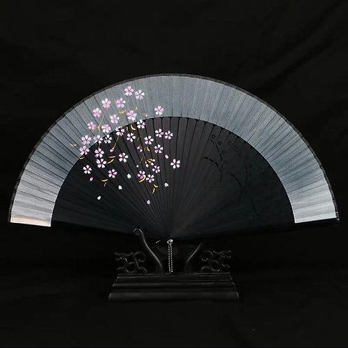 Elegant Fan - Cherry blossom B