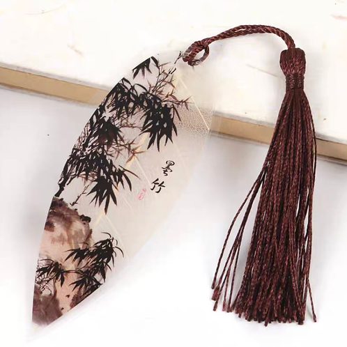 Leaf bookmark Bamboo