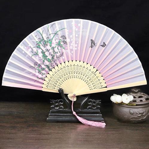 Elegant Fan - Orchid