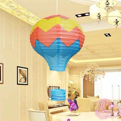 C&C Wave hot air balloons