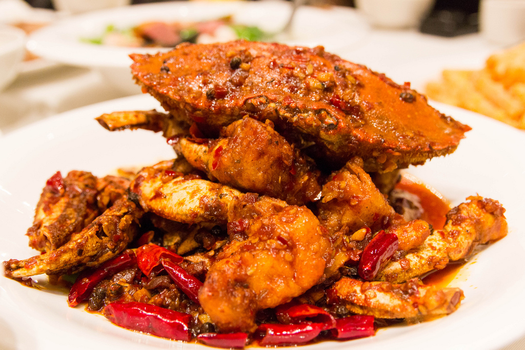 Chili Pepper Crab