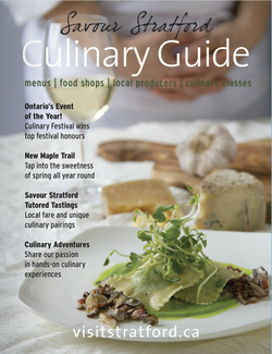 Savour Stratford Culinary Guide