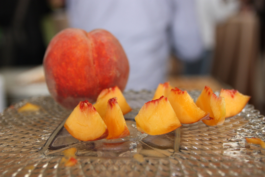 Bizjak Farm's Peaches