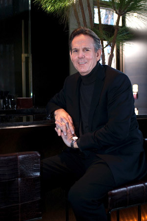 Thomas Keller at Hazelton Hotel, Toronto in 2009 (Photo: Taku Kumabe)
