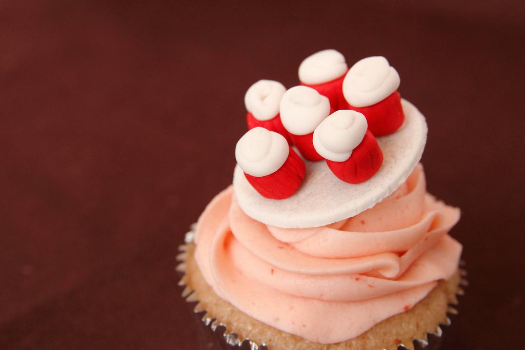 Those Mini Cupcakes