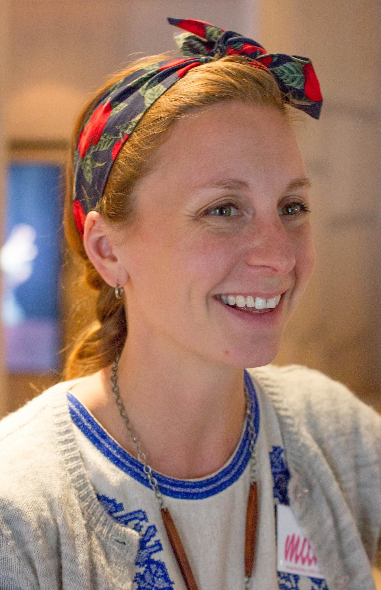Christina Tosi (Momofuku Milk Bar)