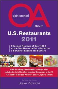Opinionated About US Restaurants