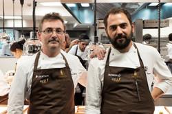 Andoni Luis Aduriz & Javier Vergara