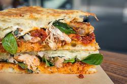 Carver's Roast Chicken Sandwich