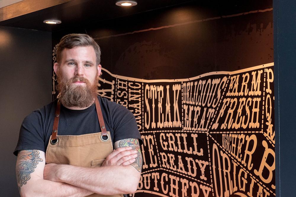 Dale MacKay at Ayden Kitchen and Bar in Saskatoon