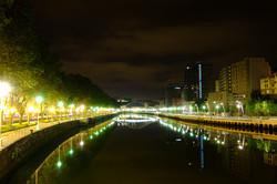 Zubizuri at Night
