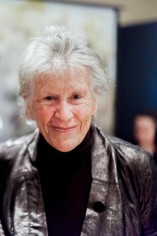 Diana Kennedy at Cava (Toronto), 2012