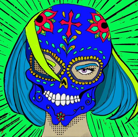 Pop Sugar Skull