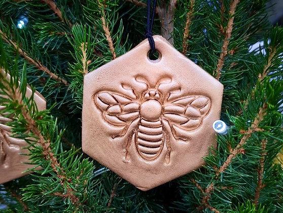 CLAY MANCHESTER BEE HANGERS