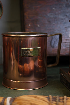 COPPER GRAIN CUP