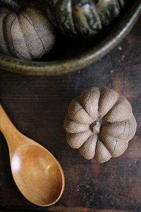 Pottery Pumpkin / Gourd by Jenni Ellman