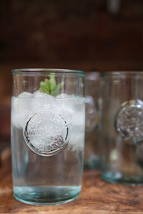 Recycled glass tumbler (Extra large)