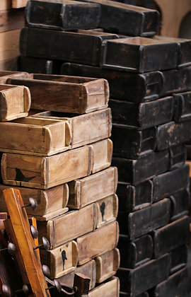Indian Brick Moulds