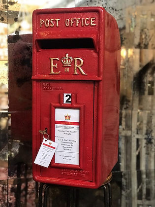 RED POST BOX HIRE