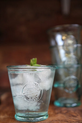 Recycled glass tumbler (Small)