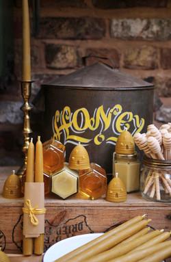 Cheshire honey products