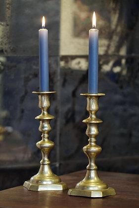 Vintage candlestick holders