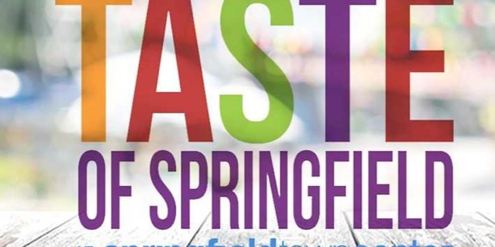 Taste of Springfield Festival (1)