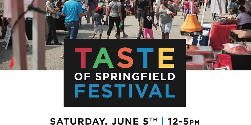 Taste of Springfield Festival