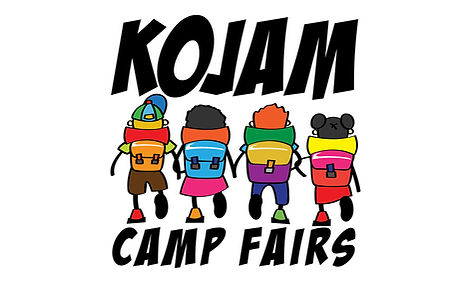 KOJAM Camp Fairs logo