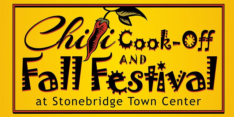 Stonebridge Fall Fest and Chili Cook-Off