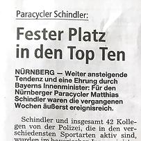 Fester Platz in den Top Ten