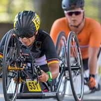 Para-Radsport-WM - Eskau krönt ihr großes Jahr / Teuber und Schindler feiern
