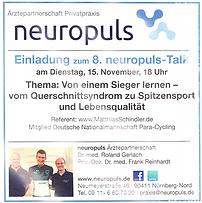 neuropuls-Talk: Von einem Sieger lernen