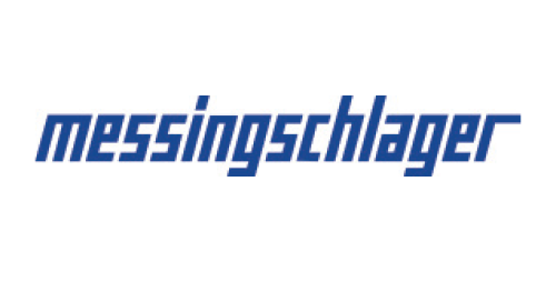 Logo-messingschalger