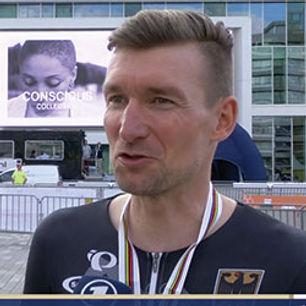 Para-Rad-WM: Teuber und Schindler gewinnen Silber