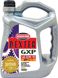 Dexter GXP 80W90 Front 4L.png