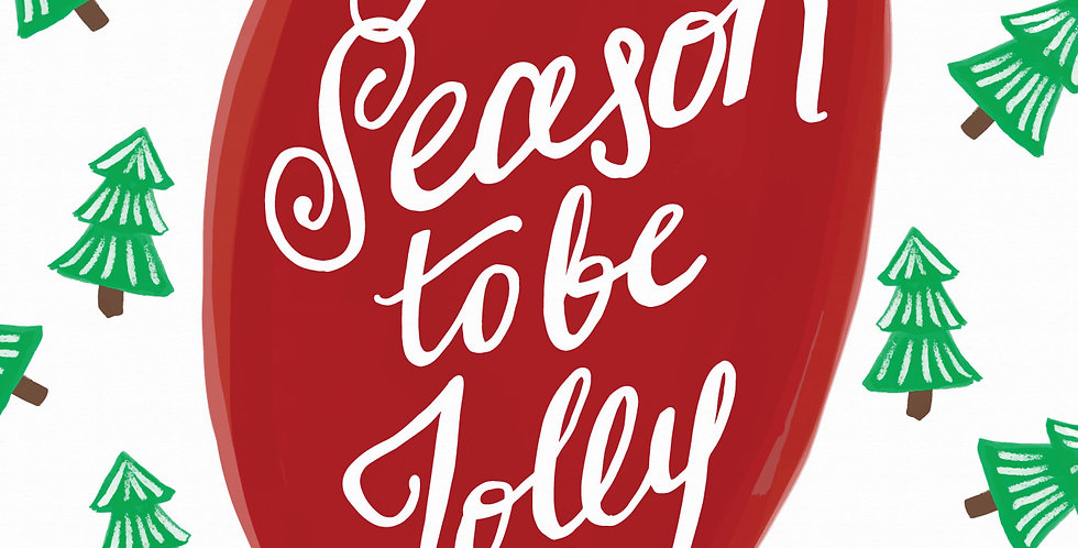 Tis the season-Card