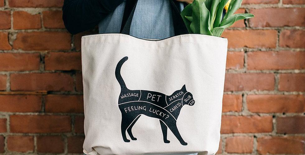 """""""CAT"""" ECO-TOTE BAG"""