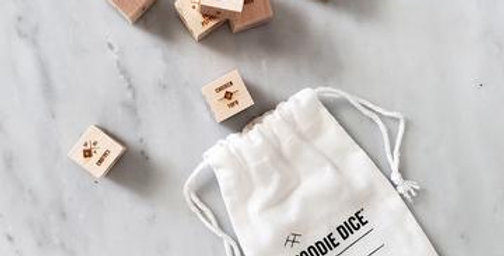 FOODIE DICE POUCH
