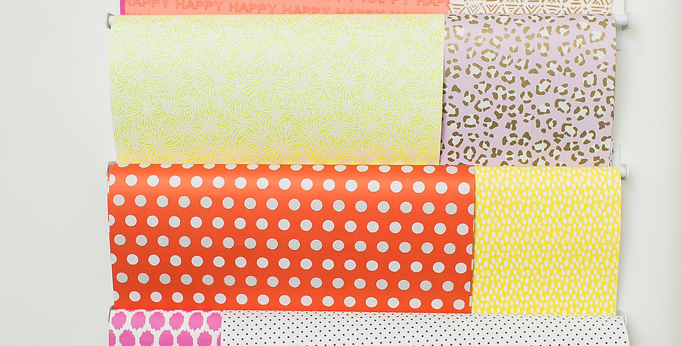 Wrapping Sheets-Various Styles