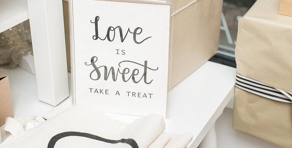 Wedding Event Signage