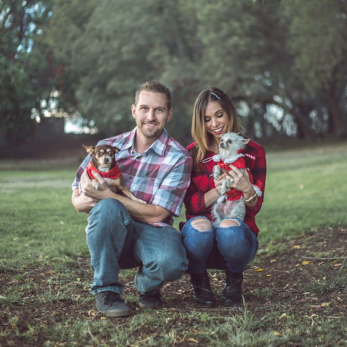 About Us, Family Portrait, Christmas Portrait