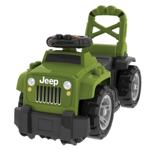 Mega Bloks Jeep Ride On