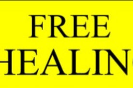 FREE Healing Demonstration